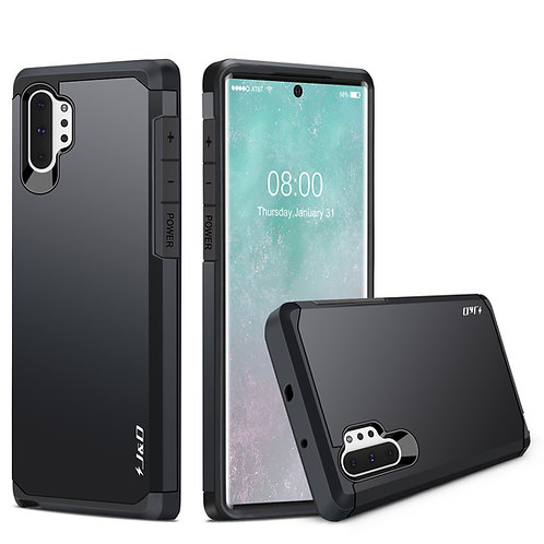 Samsung Galaxy Note 10 Pro [Dual Layer] Shock Proof Hybrid Case-Not for Note 10