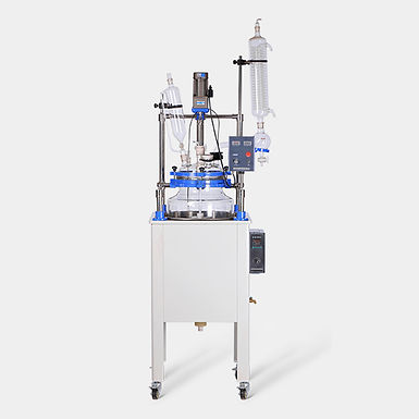 Laboratory using distiller single glass reactor 100L (Free Shipping)