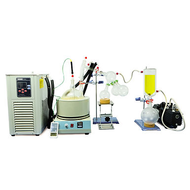 Chemical Lab Short Path Glass Distillation Kits (Free Shipping)