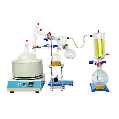 Lab Extraction Short Path Distillation Set 2L 5L 10L 20L (Free Shipping)
