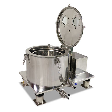 Industrial Basket High Speed Centrifuge Machine (Free Shipping)