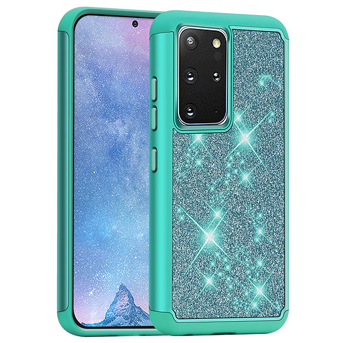Samsung Galaxy S20 Plus / S20+ [Glittering] [ArmorBox] Shock Resistant Case