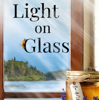 Book Review // Light On Glass By Michelle Keener