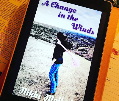 Book Review // A Change In The Winds By Nikki Mellado