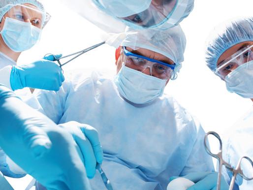 Dit luisteren chirurgen als jij onder narcose bent