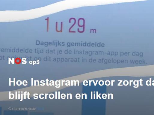 Hoe Instagram en andere social media  jou verslaafd maken.