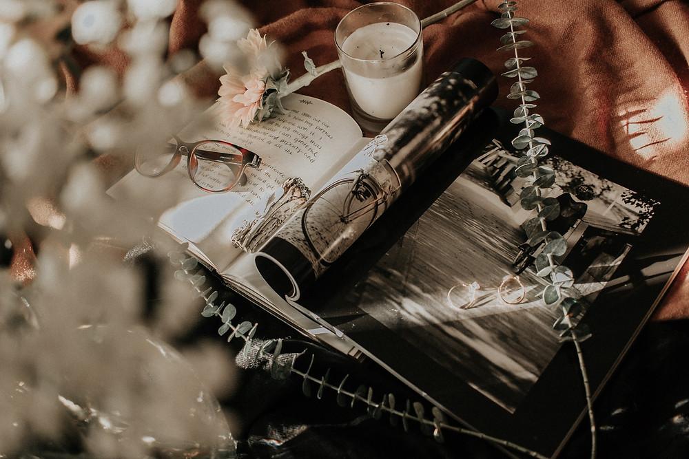 Ecrire une cérémonie laïque pour un mariage avec alliances et fleurs