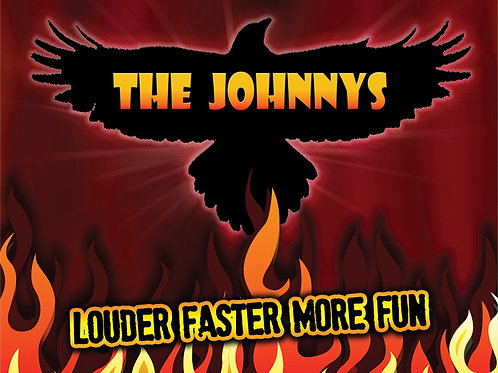 Louder Faster More Fun - CD hardcopy