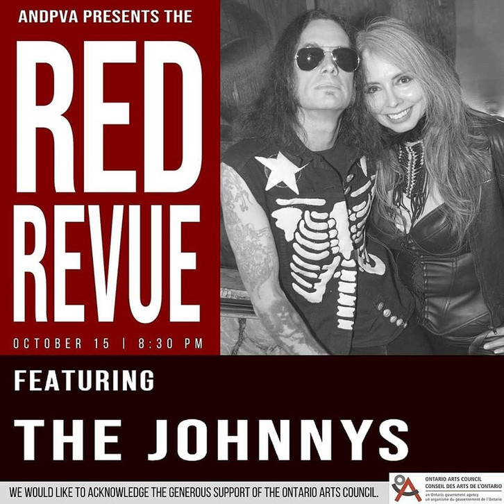 The Red Revue: Derek Miller, Jace Martin & The Pace, and The Johnnys