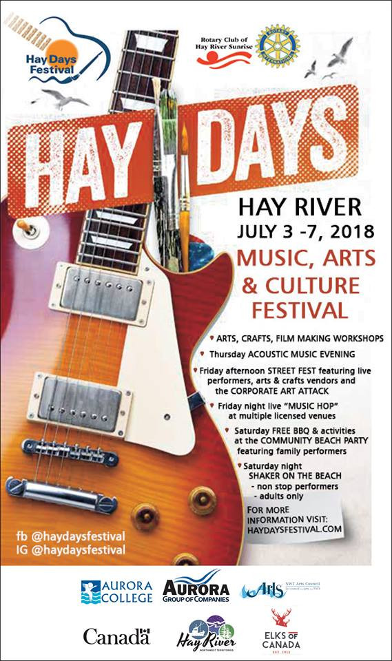 The Johnnys Play Hay Days Festival