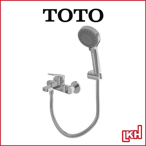 TOTO REI R Single Lever Bath & Shower Set TX471SRSN