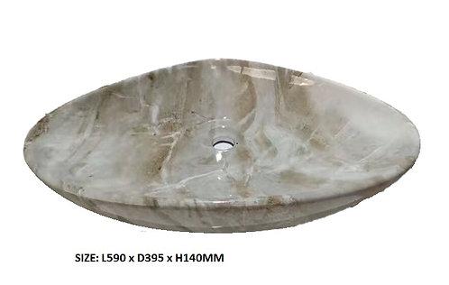 8233A-A Marble Basin