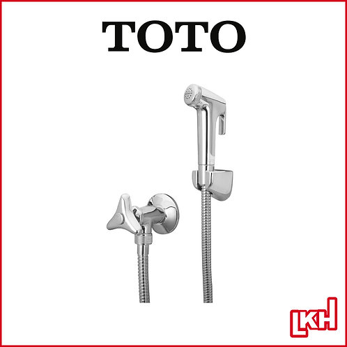 TOTO Shower Spray with Safety Valve with Metal Hose TX403SMCRB