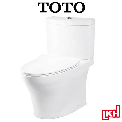 TOTO C769 Tornado Flush Two Piece Water Closet