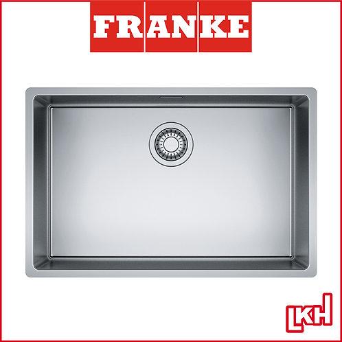 Franke Box BXX 210-65 Stainless Steel Sink Under Mounted