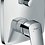 Thumbnail: Hansgrohe Logis Single Lever Bath Mixer Concealed 71405000