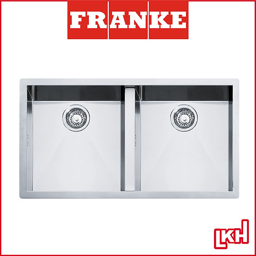Franke Planar PZX 120-82 Stainless Steel Sink Under Mounted