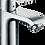 Thumbnail: Hansgrohe Metris Single Lever Basin Mixer 110 with Pop-up Waste Set 31080019