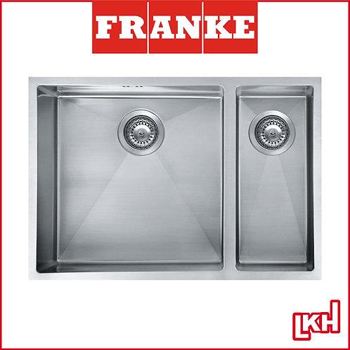 Franke Planar PZX 160-45 Stainless Steel Sink Under Mounted