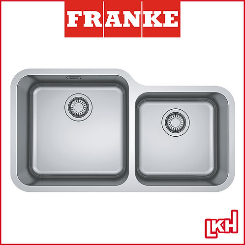 Franke Bell BCX 120-42/35 Stainless Steel Sink Under Mounted