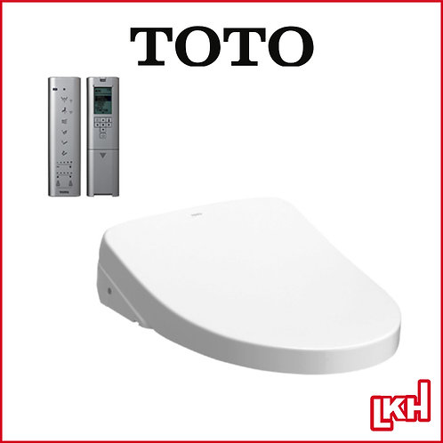 TOTO Washlet Concealed Installation & Base Plate w Remote Control, Auto Lid Open