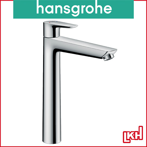 Hansgrohe Talis E Single Lever Basin Mixer 240 with Pop-up Waste Set 71716019