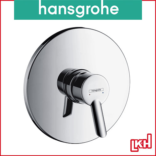 Hansgrohe Focus Single Lever Shower Mixer Concealed 31763000