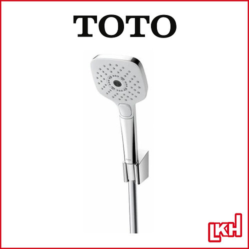 TOTO 3 Function Hand Shower with Holder and Hose TBW02006A