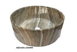 8118-B Marble Basin