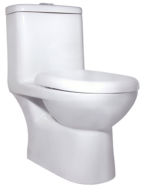 Lucia One Piece Water Closet