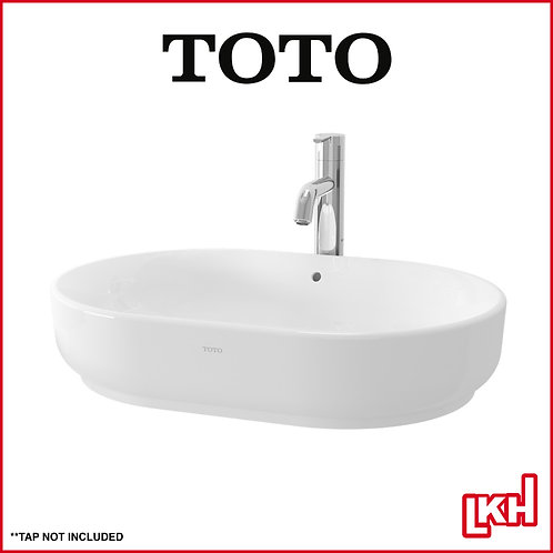TOTO Oval Counter Top Basin LW896J
