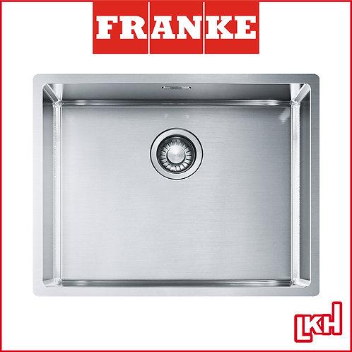 Franke Box BXX 210-54 Stainless Steel Sink Under Mounted