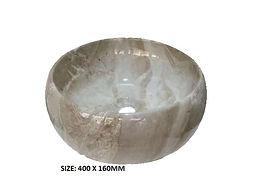 8256-A Marble Basin