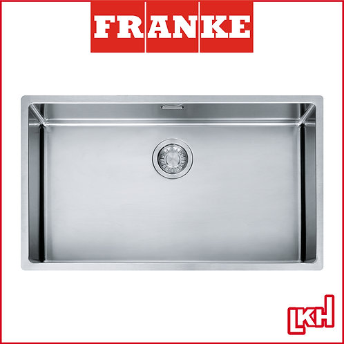 Franke Box BXX 210-72 Stainless Steel Sink Under Mounted
