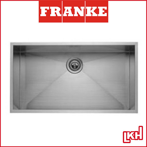 Franke Planar PZX 110-79 Stainless Steel Sink Under Mounted