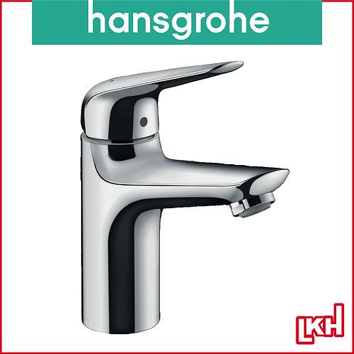 Hansgrohe Novus Single Lever Basin Mixer 100 with Pop-up Waste Set 71030000