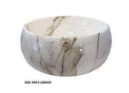 8256-D Marble Basin