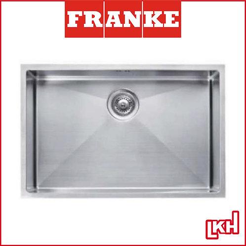 Franke Planar PZX 110-65 Stainless Steel Sink Under Mounted