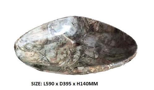 8233A-C Marble Basin