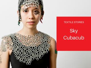 TextileStories: Sky Cubacub