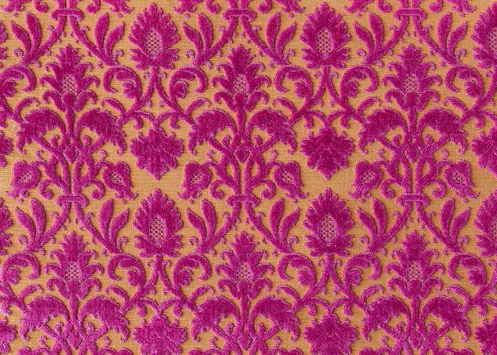 Hand Woven Silk Velvet by Bevilacqua, Venice