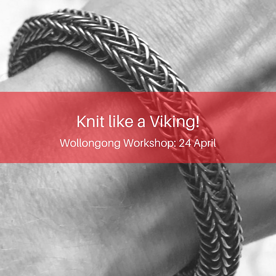 Knit Like a Viking!