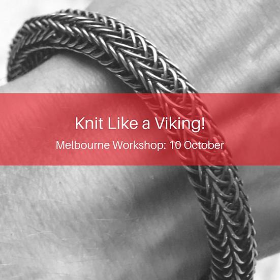 Knit Like a Viking! Melbourne Workshop #2