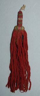 Peruvian Tassel, British Museum, London
