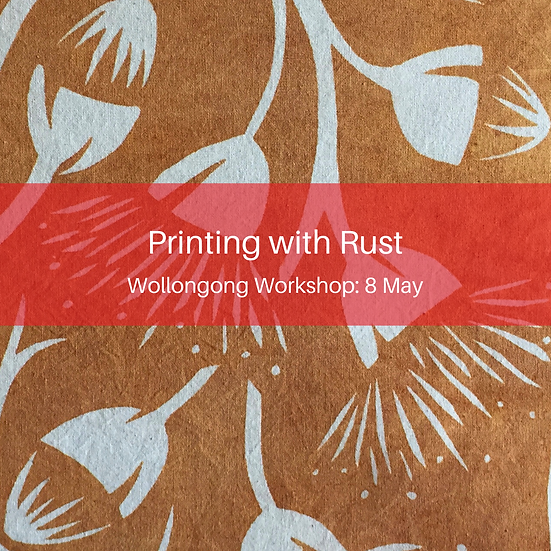 Printing with Rust