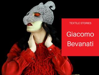 TextileStories: Giacomo Bevanati