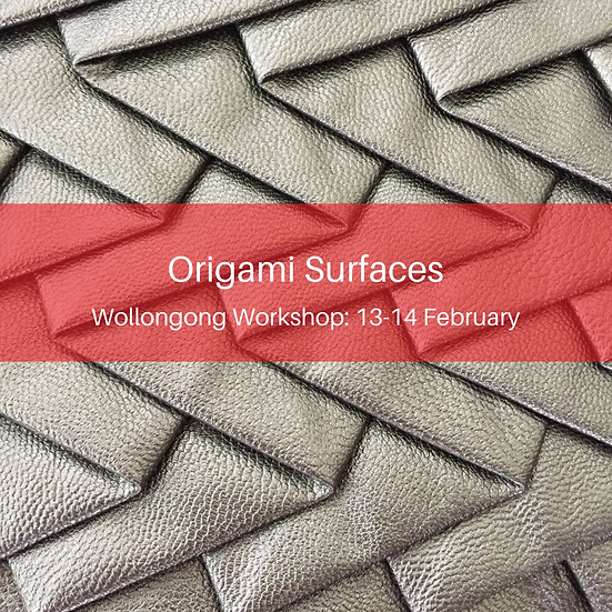 Origami Surfaces