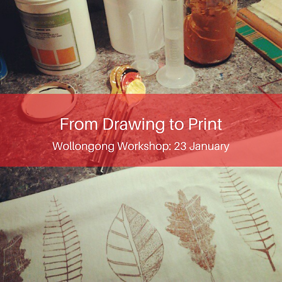 From Drawing to Print