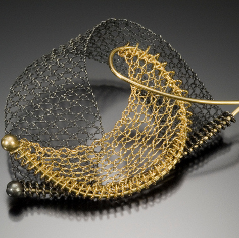 An Introduction to Wire Bobbin Lace