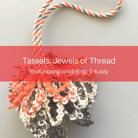 Tassels: Jewels of Thread
